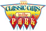 Classic Cars in the Park logo