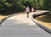 New PermaTrak boardwalk