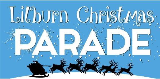 Lilburn Christmas Parade text
