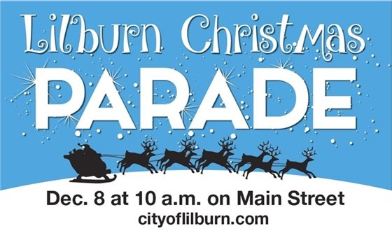 Lilburn Christmas Parade Information