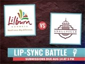 Lip Sync Battle with City of Snellville announcement graphic