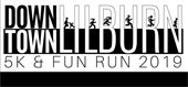Downtown Lilburn 5K & Fun Run 2019 logo