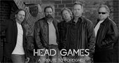 Photo of band - Head Games-A Tribute to Foreigner