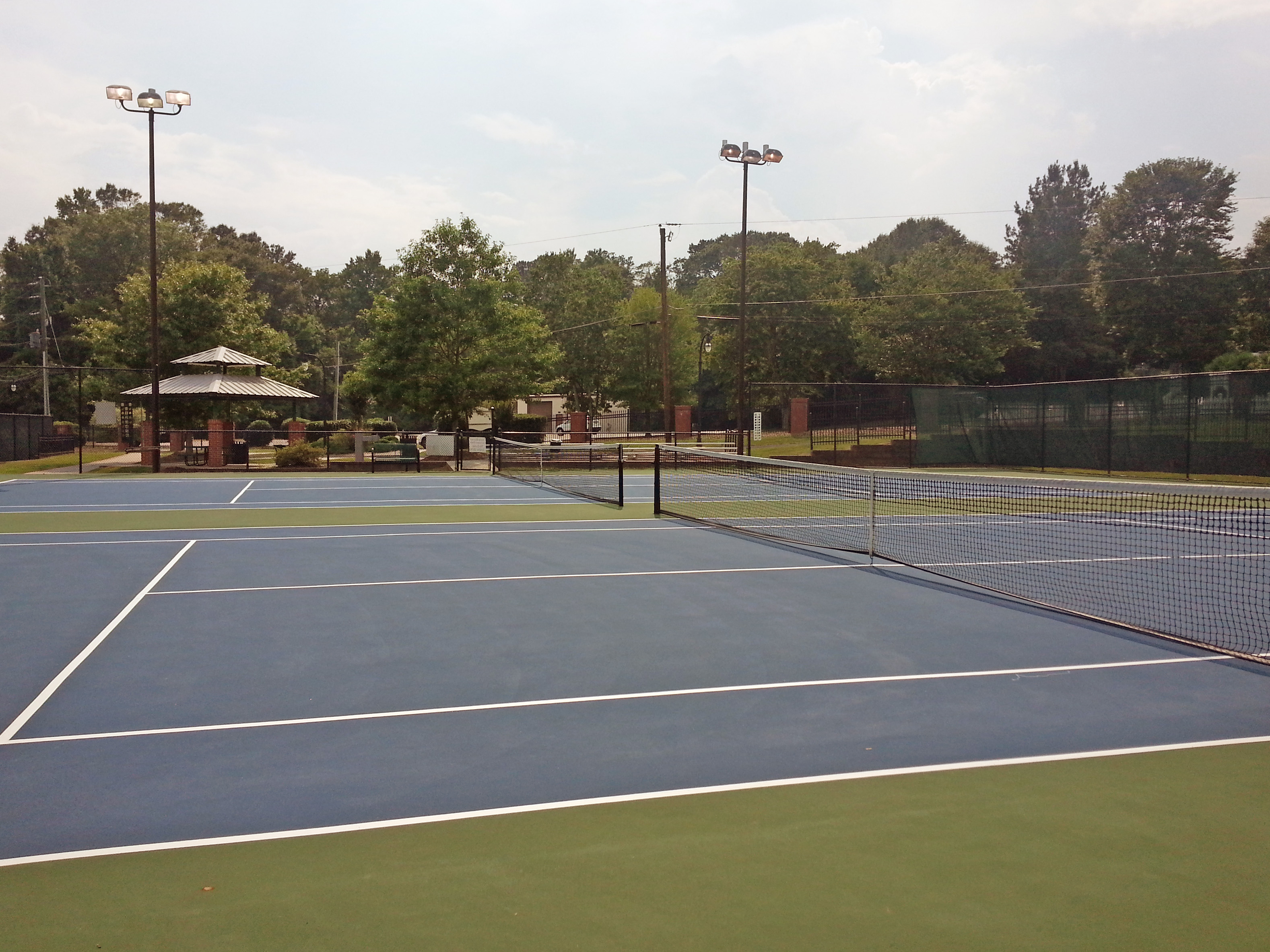 Tennis Courts resurfaced 2014 20140617_163525[1]