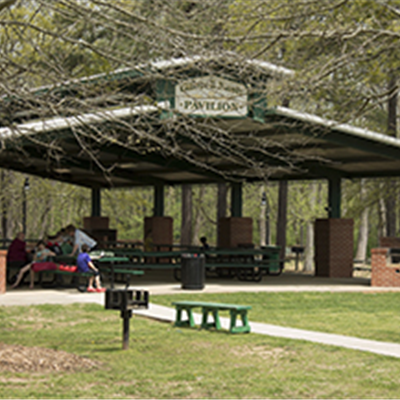 Lilburn City Park Rental